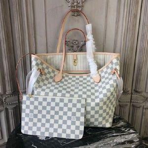 """""""¶Neverfull Louis Vuitton handbags & size MM"""""""